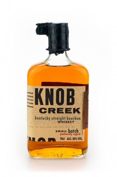 Knob Creek Patiently Aged Kentucky Straight Bourbon Whiskey - 0,7L 50% vol