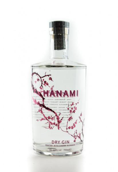 Hanami Dry Gin - 0,7L 43% vol