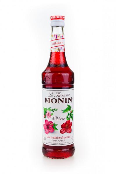 Monin Hibiscus Sirup - 0,7L