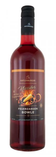 Katlenburger Feuerzangenbowle - 0,75L 9% vol