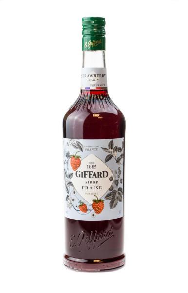 Giffard Erdbeere Sirup Fraise - 1 Liter