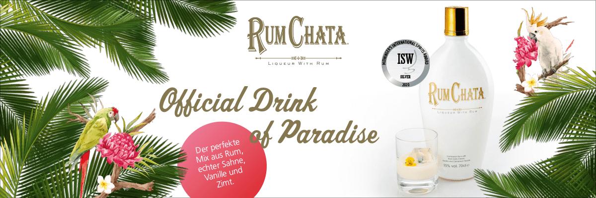 RumChata Likör auf Rum-Basis