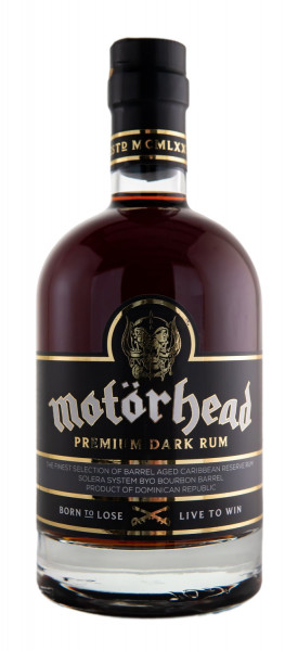 Motörhead Rum - 0,7L 40% vol