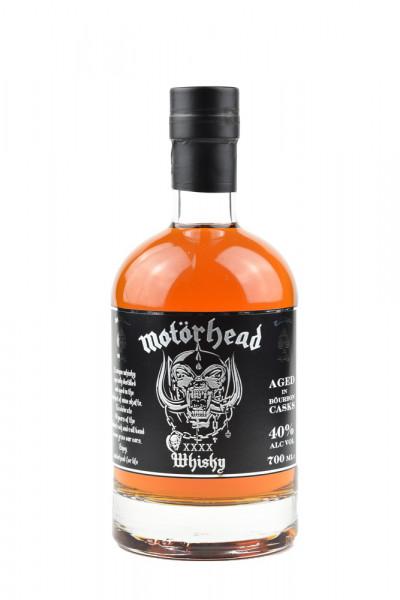 Motörhead Swedish Single Malt Whisky - 0,7L 40% vol