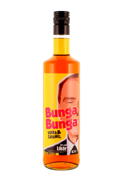 Vodka Caramel by Bunga Bunga