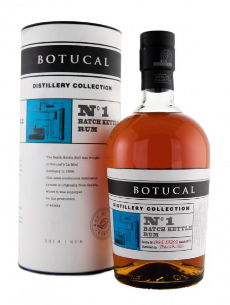 Botucal Distillery Collection No.1 Batch Kettle Rum - 0,7L 47% vol