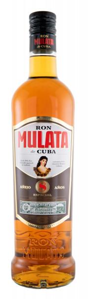 Ron Mulata Anejo Especial 8 Jahre - 0,7L 40% vol