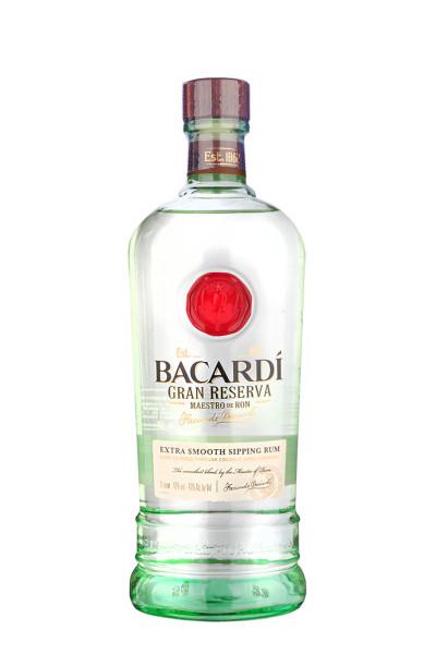 Bacardi Gran Reserva Maestro de Ron - 1 Liter 40% vol