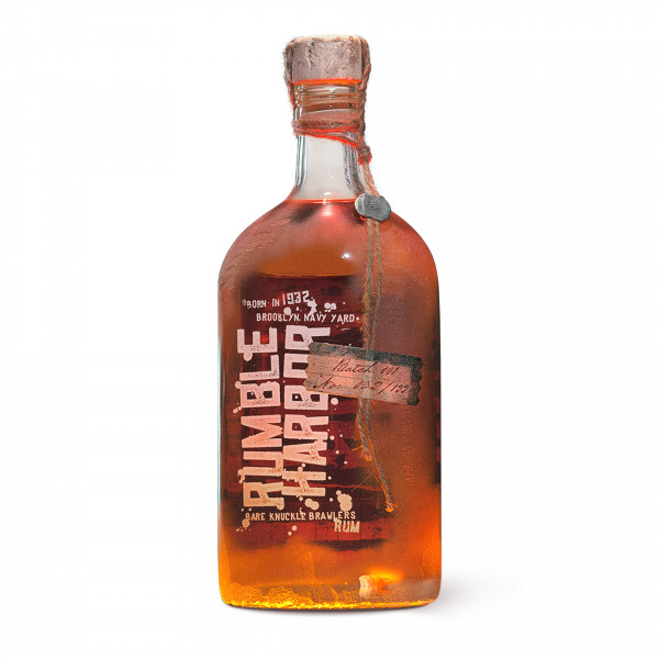 Rumble Harbor Rum - 0,7L 42% vol