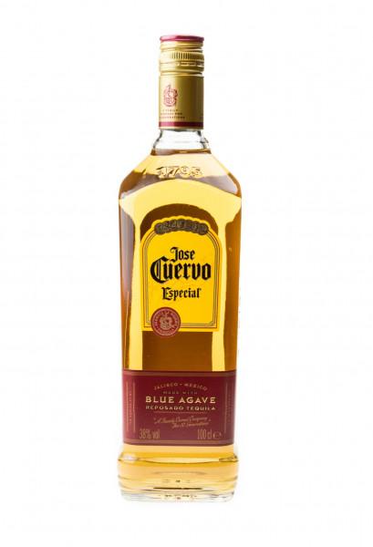 Jose Cuervo Especial Tequila Reposado - 1 Liter 38% vol