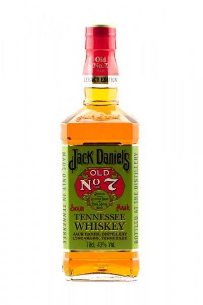 Jack Daniels Legacy Edition Tennessee Whiskey No. 1 - 0,7L 43% vol
