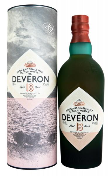 The Deveron 18 Jahre Highland Single Malt Sotch Whisky - 0,7L 40% vol