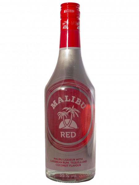 Malibu Red Tequila-Kokosnu