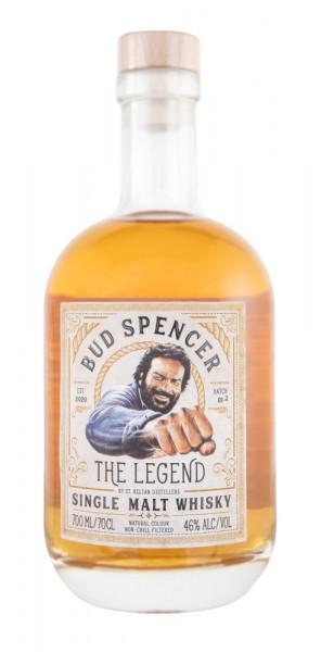 Bud Spencer The Legend Single Malt Scotch Whisky - 0,7L 46% vol