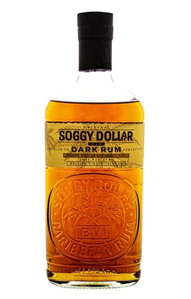 Soggy Dollar Old Dark Rum - 0,7L 40% vol