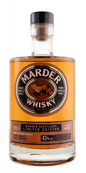 Marder Single Malt Whisky - 0,5L 43% vol