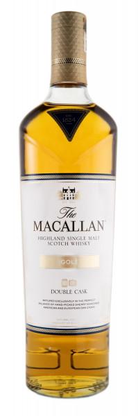 Macallan Double Cask Gold Highland Single Malt Scotch Whisky - 0,7L 40% vol