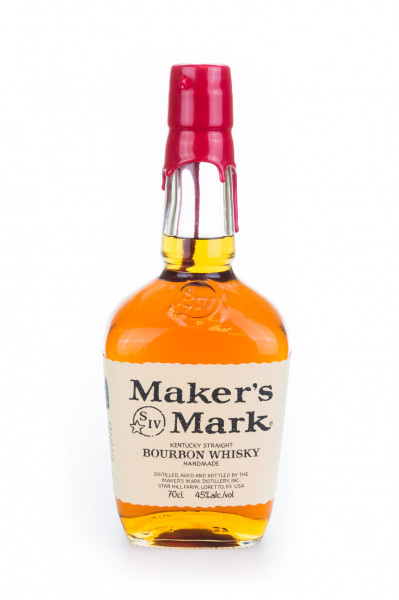Makers Mark Bourbon Whisky - 0,7L 45% vol