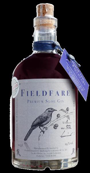 Fieldfare Sloe Gin - 0,5L 29% vol