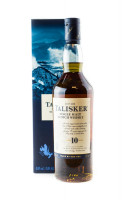 Talisker 10 Jahre Single Malt Scotch Whisky - 0,7L 45,8% vol