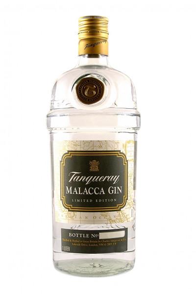 Tanqueray Malacca Gin, London Dry Gin - 40% vol - (1 Liter)