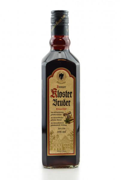Zinnaer Klosterbruder - 0,7L 35% vol