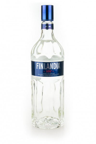 Finlandia 101 Proof Wodka - 1 Liter 50,5% vol