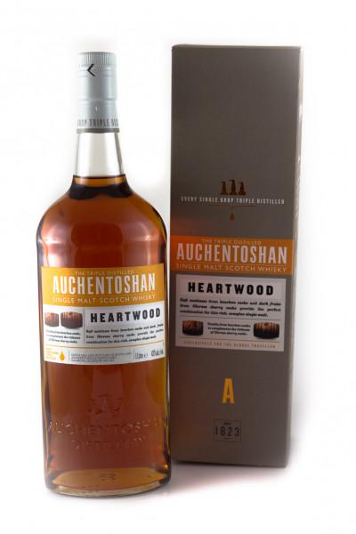 Auchentoshan Heartwood, Lowland Single Malt - 40% vol - (1 Liter)