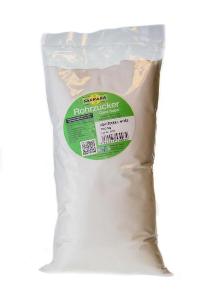 1,5kg Beutel - Sarkara weißer Rohrzucker