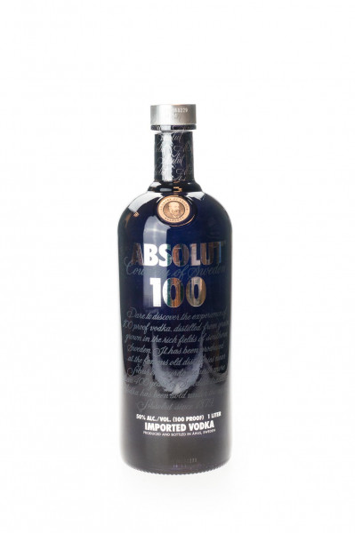 Absolut Vodka 100 - 1 Liter 50% vol