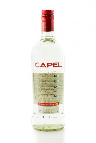 Pisco Capel Double Distilled - 0,7L 40% vol