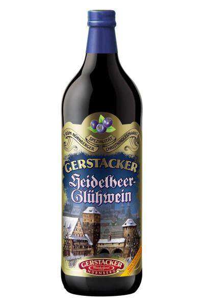 Gerstacker Heidelbeer-Glühwein - 1 Liter 8,5% vol