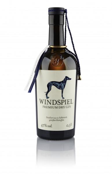 Windspiel Premium Dry Gin - 0,5L 47% vol