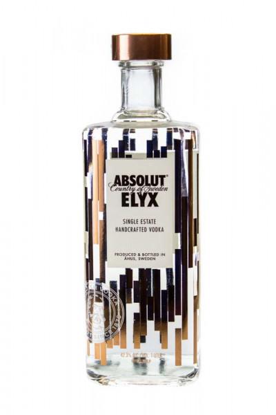 Absolut Elyx Vodka - 1 Liter 42,3% vol