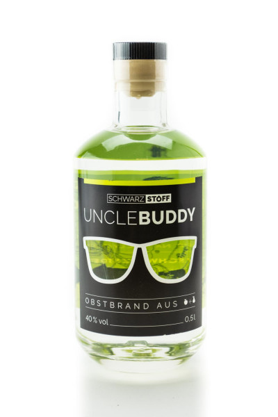 Uncle Buddy Obstbrand - 0,5L 40% vol
