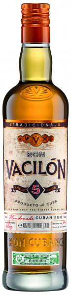 Vacilon Anejo 5 Jahre Rum - 0,7L 40% vol