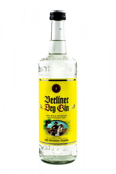 Berliner Dry Gin - 0,7L 41,8% vol