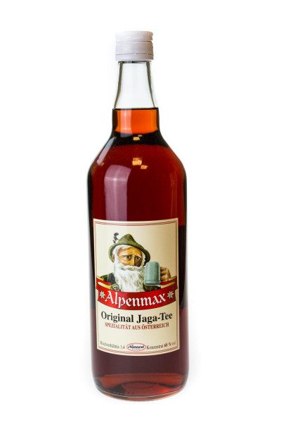 Alpenmax Jaga-Tee 60% - 1 Liter 60% vol