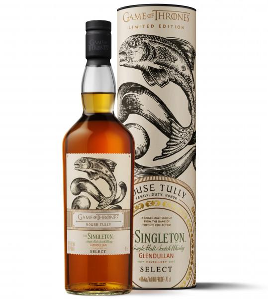 House Tully Singleton of Glendullan Single Malt Scotch Whisky - 0,7L 40% vol