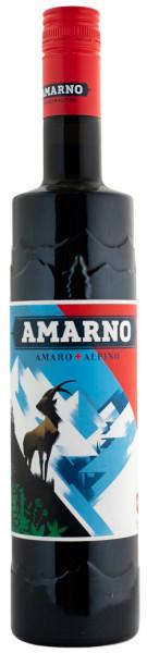 Amarno Amaro Alpino - 0,5L 21% vol