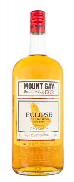 Mount Gay Rum Eclipse Barbados - 1 Liter 40% vol