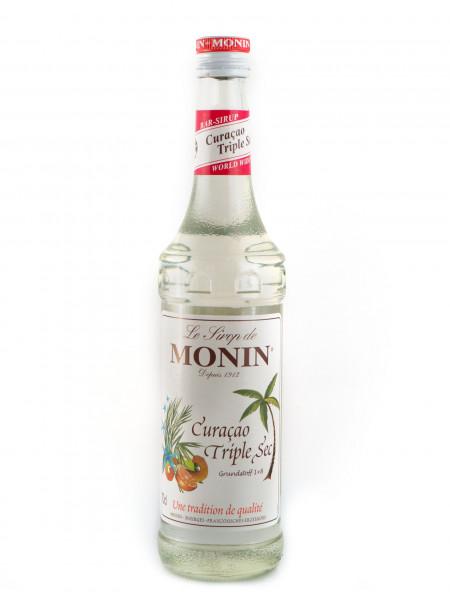 Monin Curacao Triple Sec, Bitterorange - (0,7L)