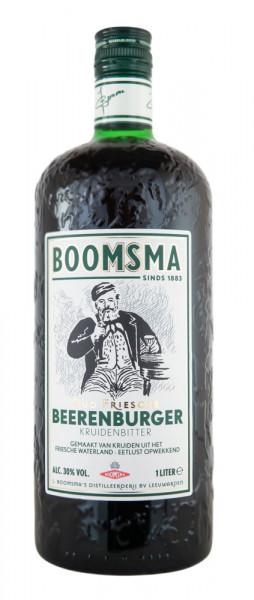 Boomsma Beerenburg Kruidenbitter - 1 Liter 30% vol