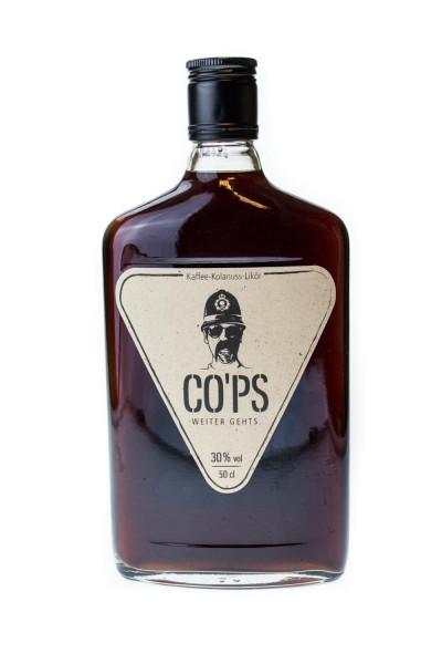 Cops Kaffeelikör - 0,5L 30% vol