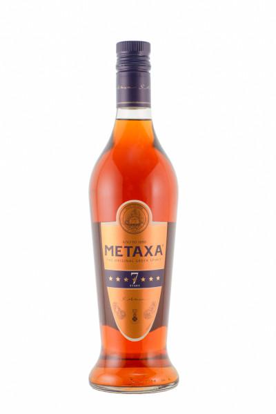Metaxa 7 Sterne - 0,7L 40% vol
