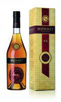 Monnet Cognac VS - 0,7L 40% vol