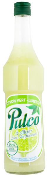 Pulco Limette Fruchtsaftkonzentrat - 0,7L