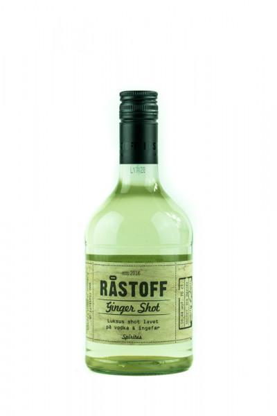 Rastoff Ginger Shot Likör - 0,7L 16,4% vol