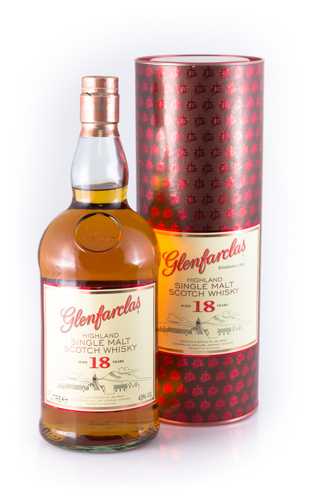 glenfarclas 18 jahre single 1 liter kaufen ab 47 73 conalco. Black Bedroom Furniture Sets. Home Design Ideas