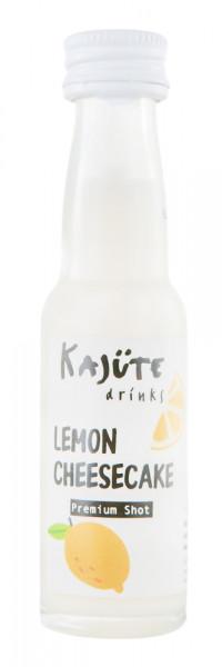 Kajüte Drinks Lemon Cheesecake Premium Party Shot - 0,02L 15% vol